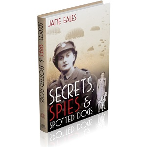 Middle Harbour Press – Secrets, Spies & Spotted Dogs Book Cover