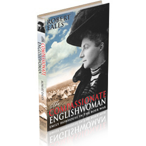 Middle Harbour Press – The Compassionate Englishwoman Book Cover